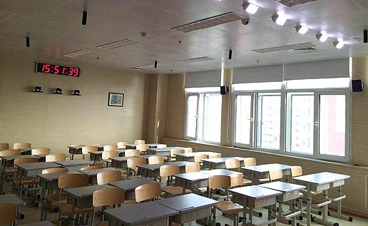 中国人民大学附属中学专业录播教室